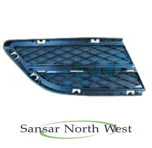 BMW 3 Series Drivers Front Bumper Grill Outer Section Standard Models O/S RIGHT
